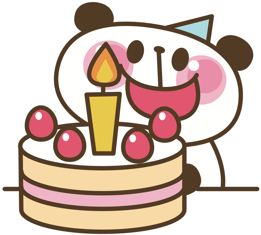 Přání k narozeninám, obrázky ke stažení - Blahopřání k narozeninám